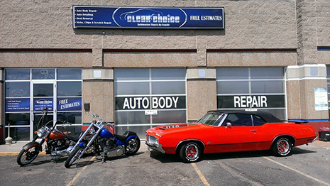 Cops: Workers Got Their Bonuses In Meth At Minnesota Auto Body Shop