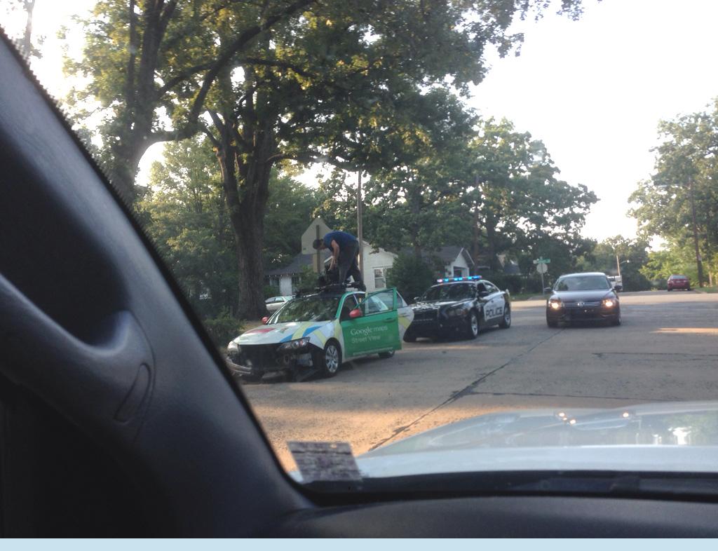 Hillcrest Car Accident