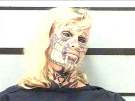Tattooed Freak Show Performer Busted On Pot Charge ...