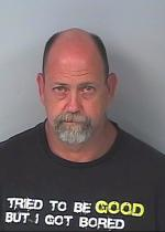 Arrested for trafficking in meth, producing drugs, and drug possession.