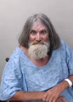 Arrested for an ordinance violation.