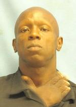 Arrested for robbery, theft, fleeing law enforcement.