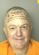 Robert Norton Kennedy, 51, was nabbed in July on a larceny count and booked into
