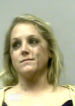 Arrested for public drunkenness.