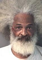 Arrested for assault, resisting an officer.