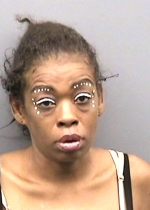Arrested for possession of an open container.