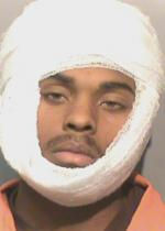 Arrested for attempted murder, assault on a police officer with a weapon, and we