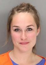 Arrested for offering false information to officers.