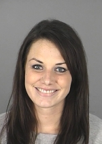 Arrested for violating probation.