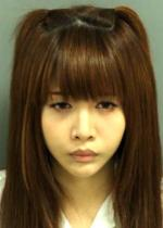 Arrested for financial card fraud.