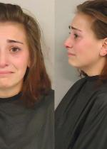 Arrested for fraudulent use of a credit card.