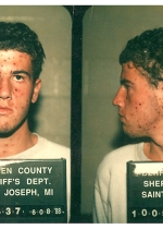 James Frey Mug Shot Berrien County
