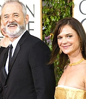 Bill Murray & Jennifer Murray