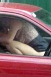 Police Arrest Couple For Autoerotic Romp
