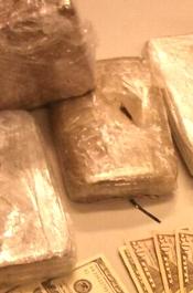 Marijuana bricks