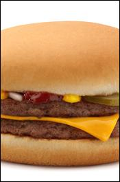 Cops: Man Pulled Gun Over Missing McDouble Burger