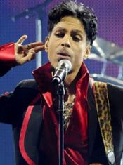 Prince backstage rider