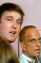 Donald Trump & Roy Cohn