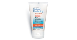Neutrogena face scrub