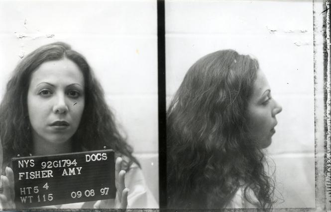 Amy Fisher mug shot