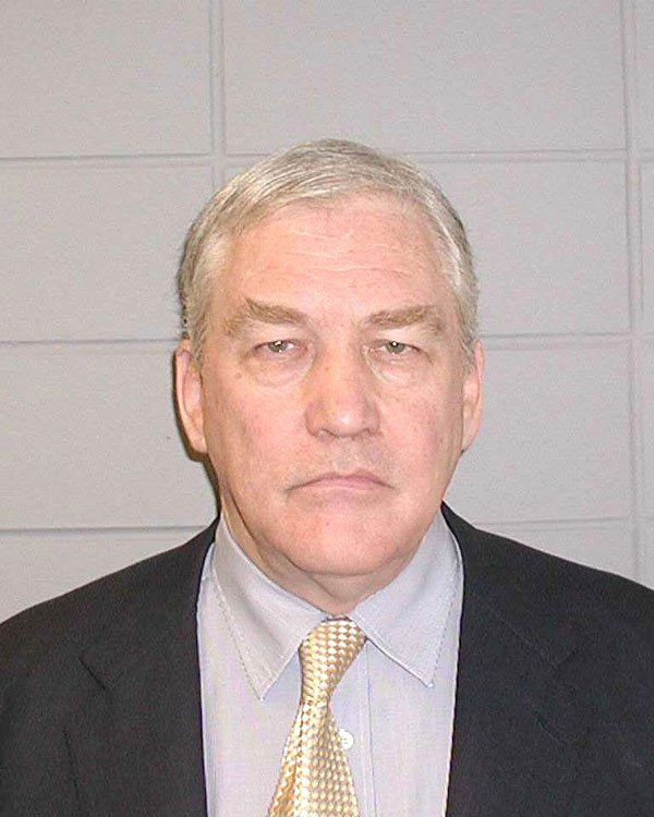 Conrad Black mug shot