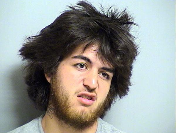 Arrested for reckless driving, drug possession, joyriding.