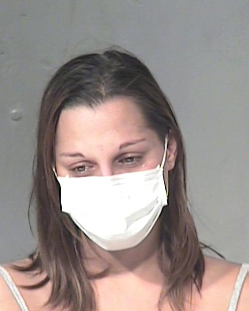 Arrested for assault, fighting.