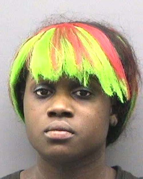 Arrested for pot possession, petty theft.