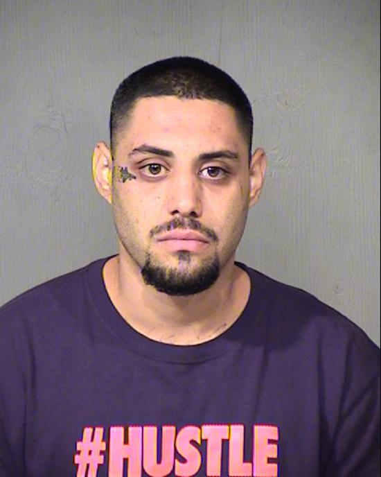 Arrested for assault, fraud, and theft.