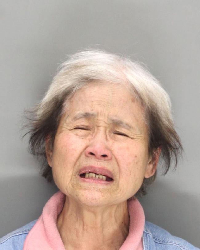 Arrested for assault, trespass.