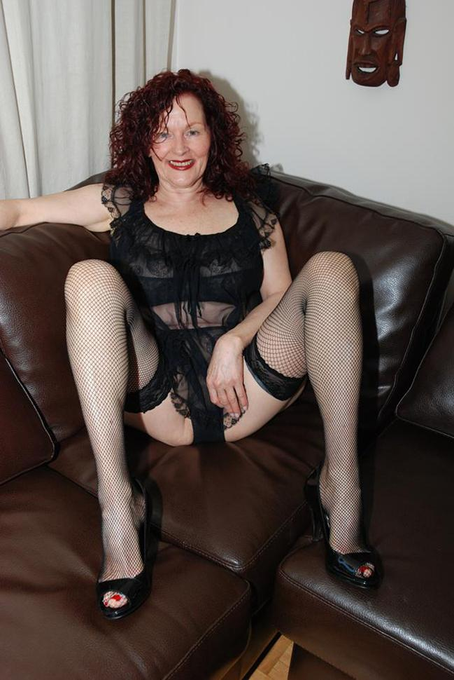 Cougar prostitute