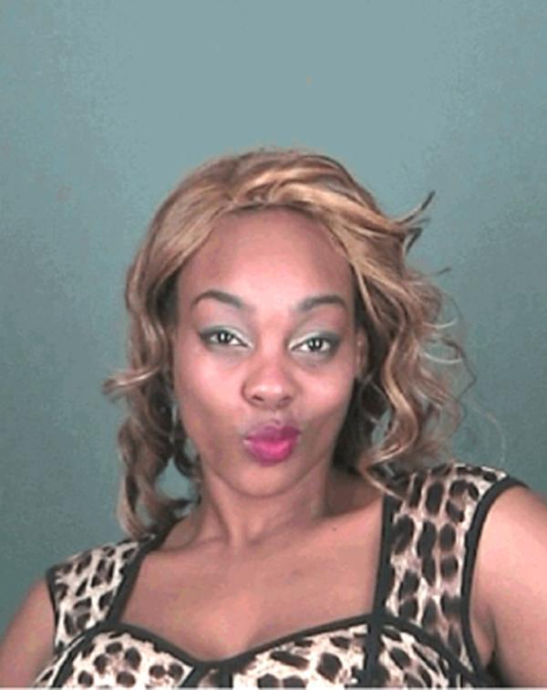 Arrested for reckless endangerment.