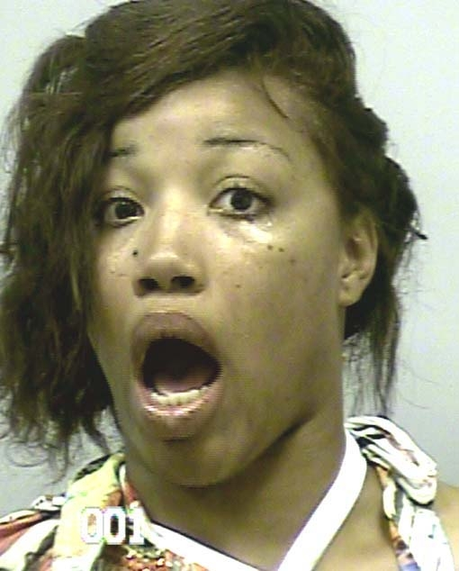 Arrested for disorderly conduct, obstructing law enforcement.