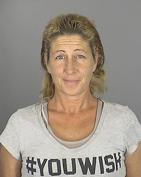 Arrested for contempt of court.