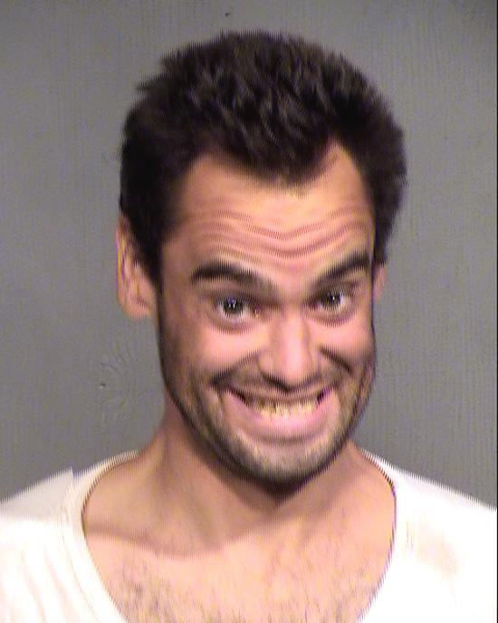 Arrested for failure to comply.