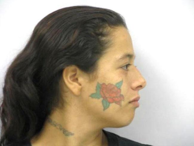 Arrested for eluding, tampering with evidence.