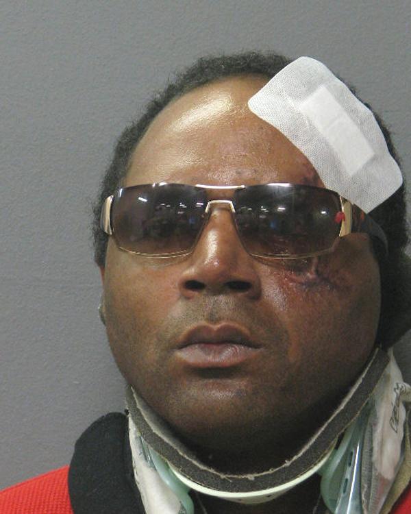 Arrested for careless operation, no safety belt.