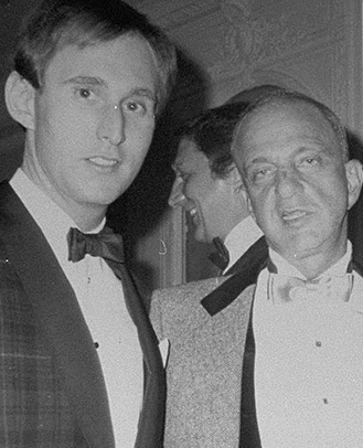 Image result for roy cohn, giuliani, roger stone were in the same law firm