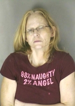 Arrested for grand theft, resisting an officer.