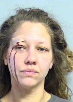 Arrested for assault and battery on police, resisting arrest.