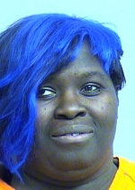 Arrested for using a bogus check.