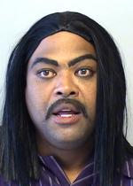 Arrested for failure to register as a sex offender.