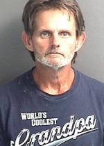 Arrested for violating probation following a traffic arrest.