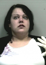 Arrested for disorderly conduct, obstructing an officer.