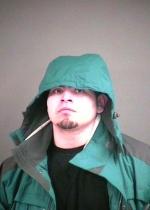 Arrested for assault, parole violation.