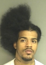 "Connecticut resident David Davis, 20, was left with a ""halfro"" in March after al"