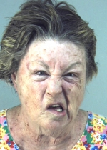 Arrested for burglary, petty theft.