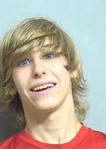 Arrested for possession of a controlled substance, speeding.