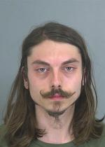 Arrested for pot possession, driving on the wrong side of the road.