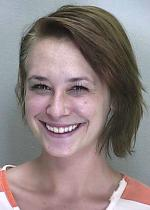 Arrested for arson.